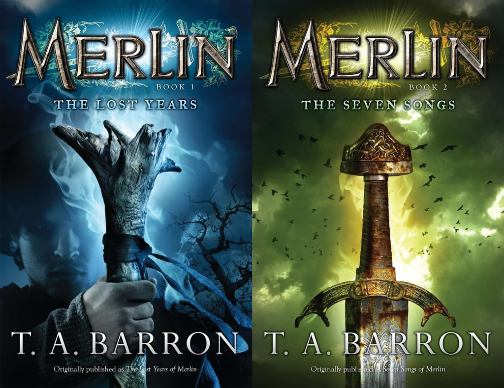 The Lost Years of Merlin Series
