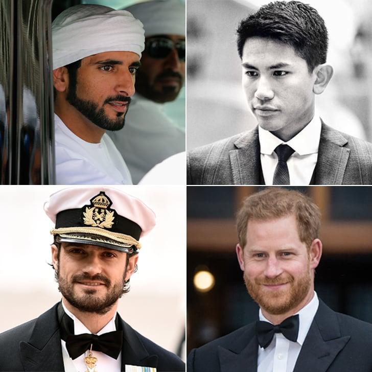 Hot Royal Guys
