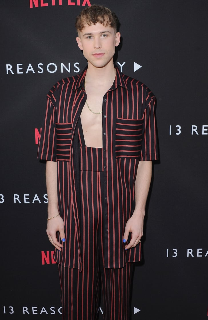 Tommy Dorfman as Ryan Shaver | 13 Reasons Why Cast ...