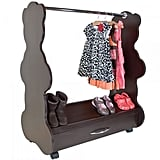 ACE Baby Furniture Mobile Closet Stand