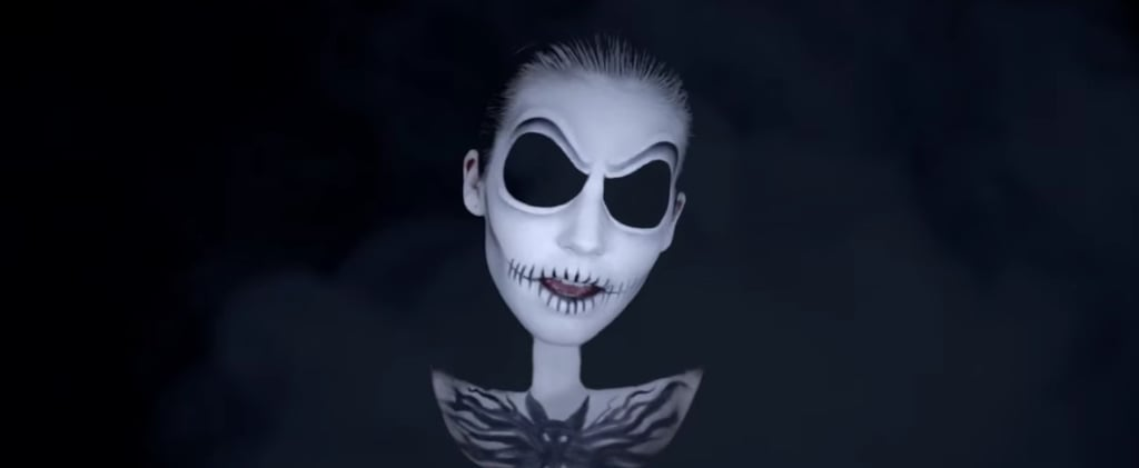 Every Fantastical, Fabulous Tim Burton Makeup DIY You Need For Halloween