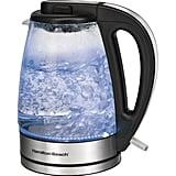 Hamilton Beach 1.8 Qt. Glass Electric Tea Kettle