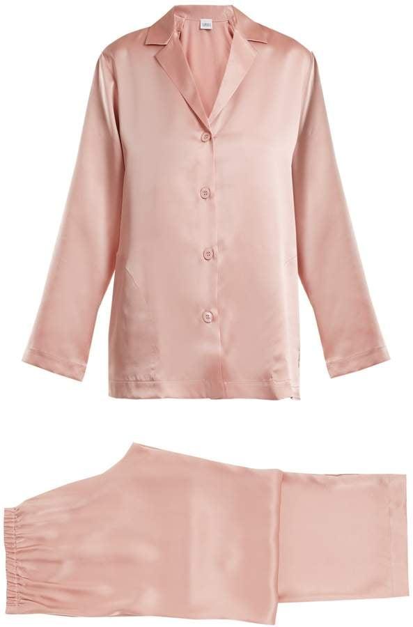 La Perla Silk-Satin Pyjama Set