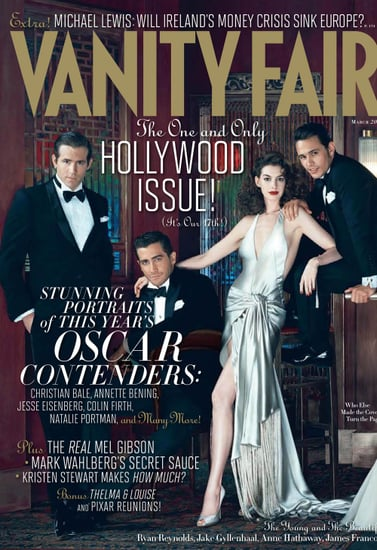 Pictures of Anne Hathaway, Mila Kunis and Olivia Wilde and More in Vanity Fair's Hollywood Issue