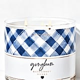 Bath and Body Works Gingham 3-Wick Candle