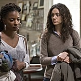 Fiona and Veronica from Shameless