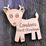 Reindeer First Christmas