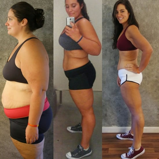 130-Pound Weight-Loss Transformation