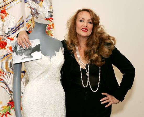 Fab Flash: Jerry Hall to Auction Wedding Dress