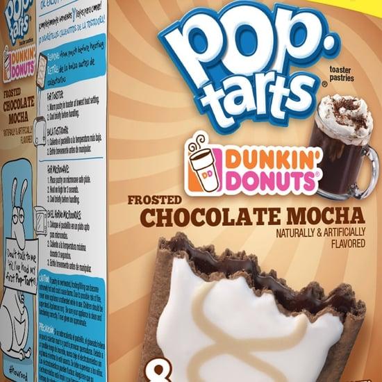Dunkin' Donuts Pop-Tarts Flavors