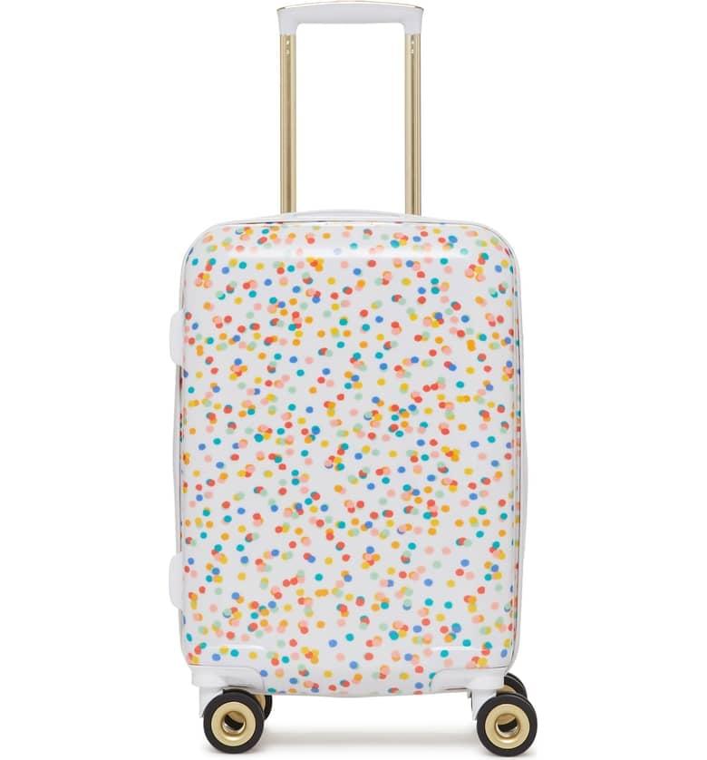 CALPAK x Oh Joy! 20-Inch Hardshell Spinner Carry-On Suitcase