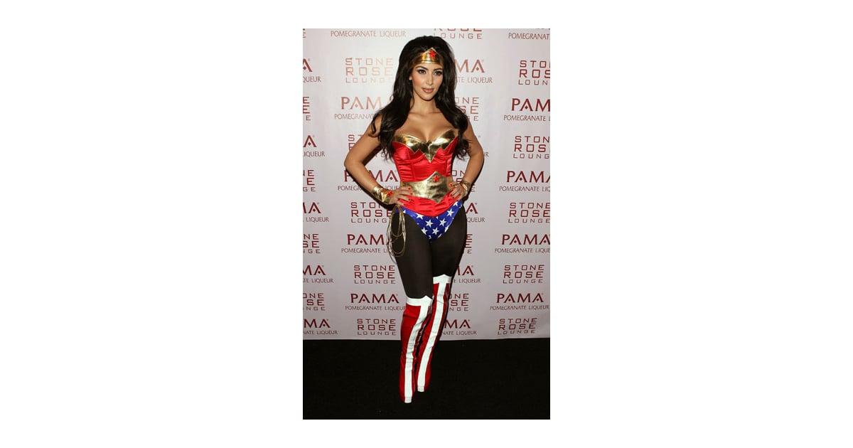 Wonder Woman  Pop Culture Costume Ideas From Celebrities  Popsugar Entertainment -5292