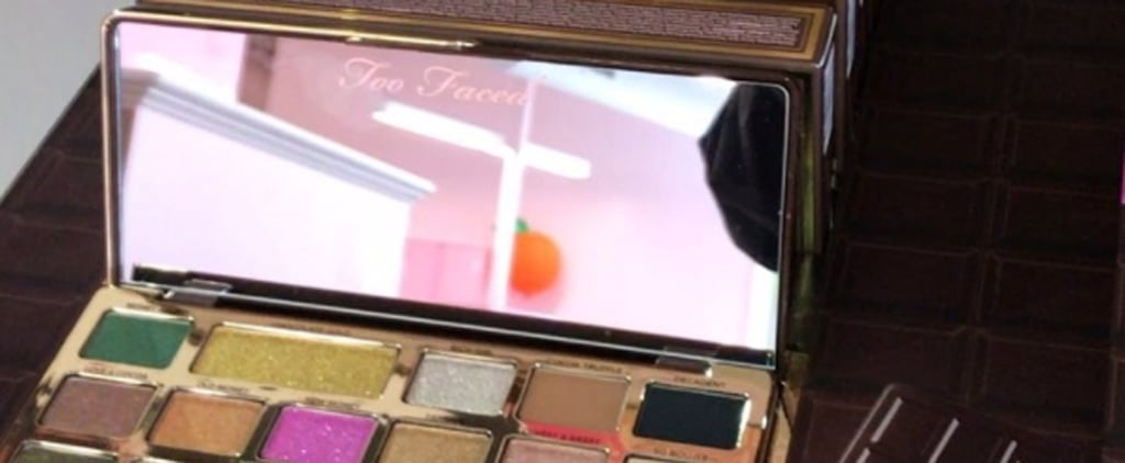 OMG, Too Faced Released a Launch Date For Its Chocolate Gold Palette!