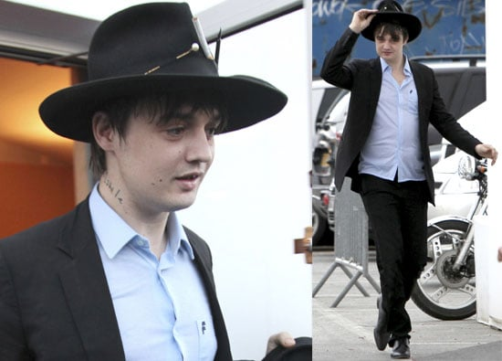 Pete Doherty To Perform At V Festival, Photos Of Him In Paris