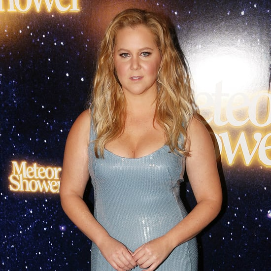 Amy Schumer Shares a Photo of Her Kissing Her Chef Boyfriend on Instagram