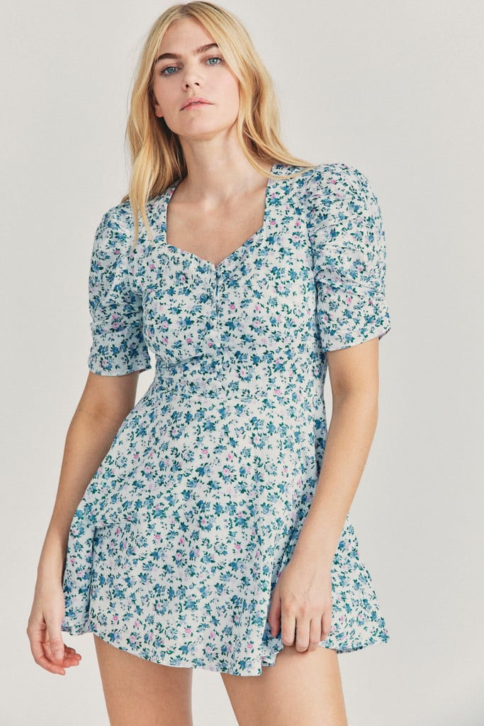 LoveShackFancy Cora Mini Dress