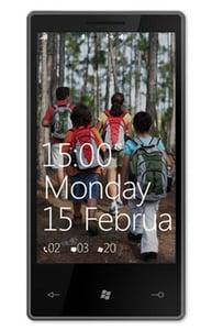 Details on the Microsoft Windows Phone 7 Series