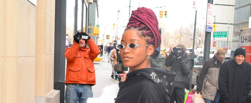 "Keke Palmer: ""It's Not a Mistake For Me to Be in My Natural State"""