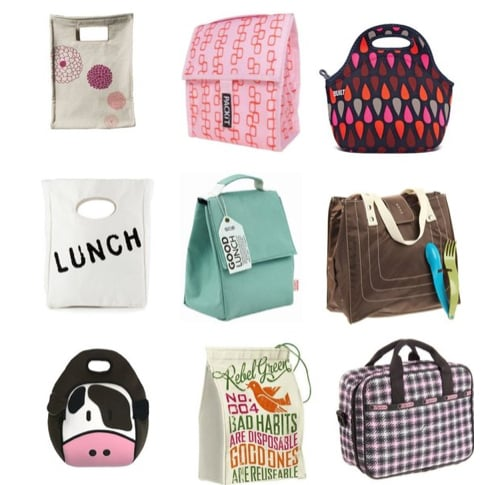 Cute Lunch Bags