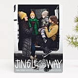 Jingle Card from Minted ($1-$3 per card)