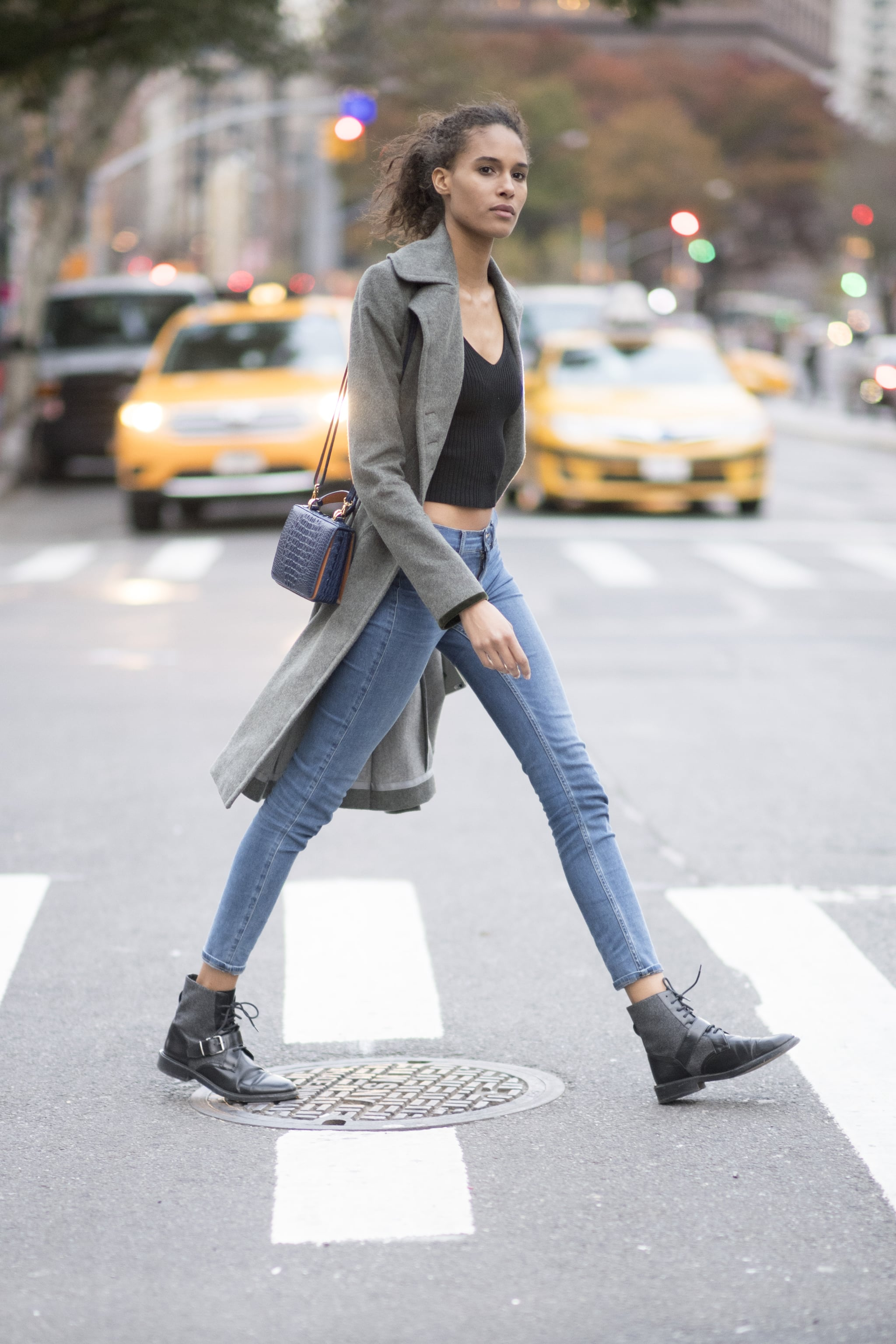 flat ankle boots with jeans - photo #20
