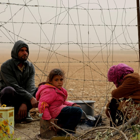 What's Scary About Syrian Refugees