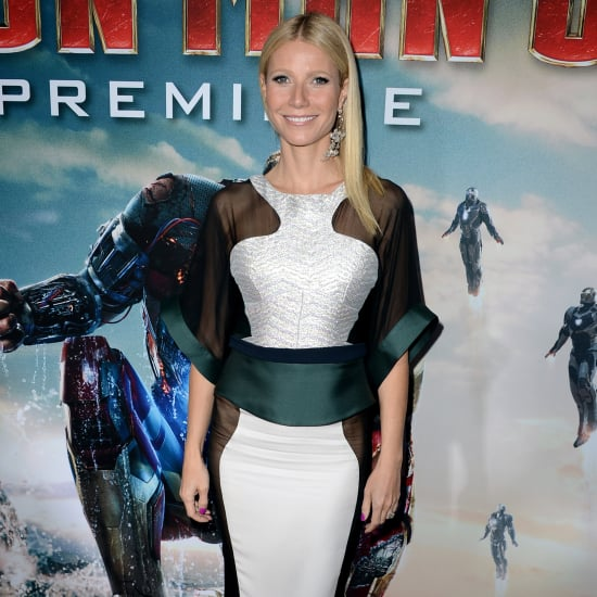 Gwyneth Paltrow at Iron Man 3 LA Premiere | Pictures