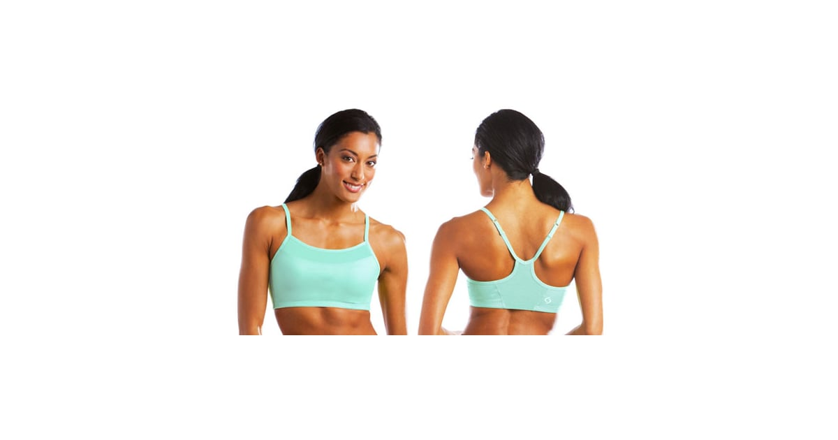 Moving Comfort Alexis Sports Bra Pastel Colored Workout Gear