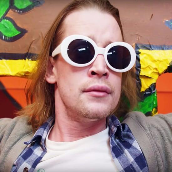 Father John Misty Video With Macaulay Culkin as Kurt Cobain