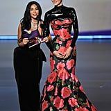 Why Did the Audience Laugh at Kim and Kendall at the Emmys?