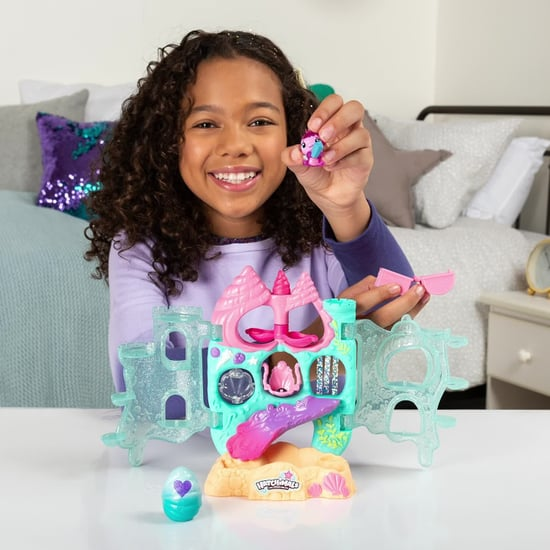 Hatchimals CollEGGtibles Season 5 Mermal Magic January 2019