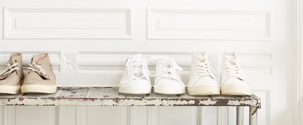 Your White Sneakers Will Look Brand New With This Cleaning Guide