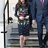 Kate in Erdem, January 2017