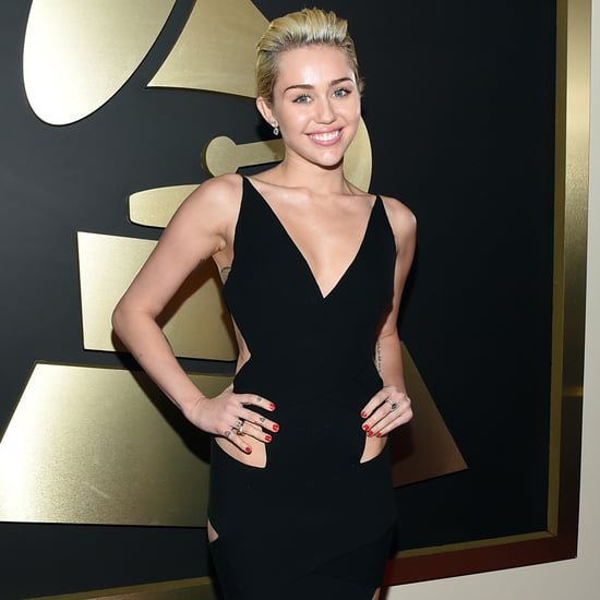 Miley Cyrus's Dress at the Grammy Awards 2015