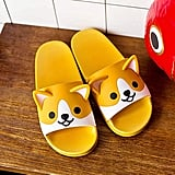 Fuyu Corgi Slide Sandals