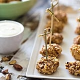Almond-Crusted Chicken Bites