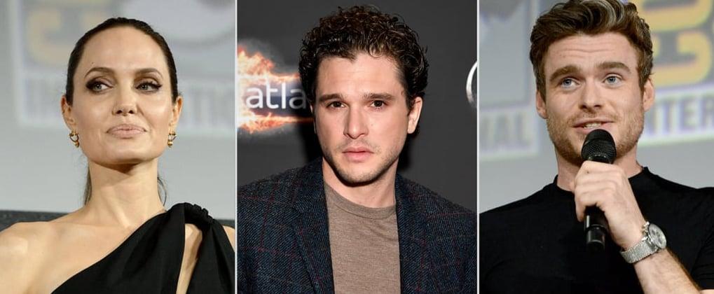 The Eternals Movie Cast
