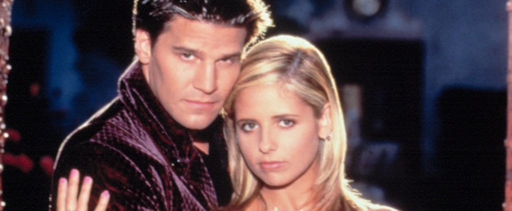 Sarah Michelle Gellar David Boreanaz Quotes on Buffy Reboot