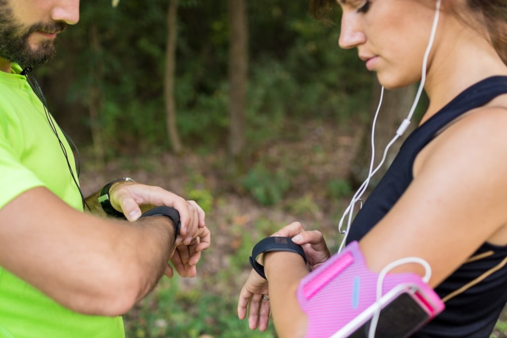 Use a Fitness Tracker to Challenge Each Other