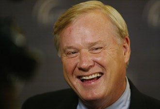 Chris Matthews Stays on MSNBC, Howard Dean to CNBC?