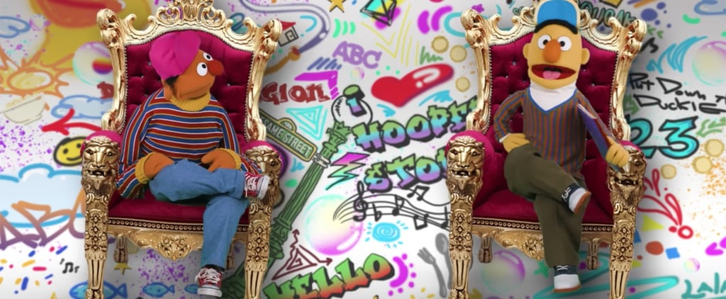 Sesame Street Bert and Ernie Fresh Prince of Bel-Air Parody