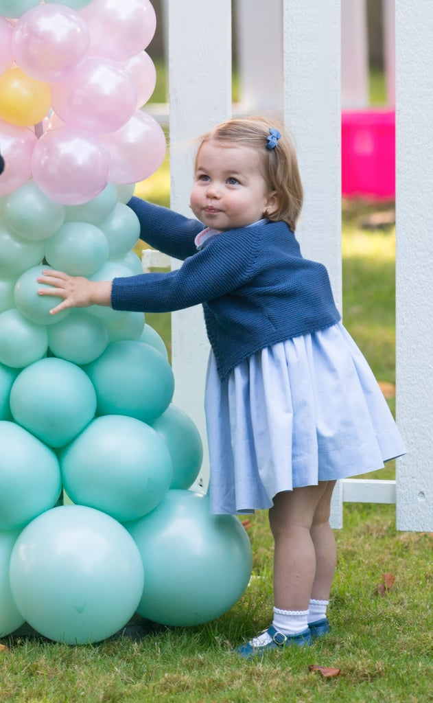 Princess Charlotte made her grand entrance on May 2, 2015, days after her reported April due date. While the wait was longer than expected, the princess more than made up for it with her first public appearance outside the Lindo Wing of London's St. Mary's Hospital. We got another glimpse at the little royal when her first portraits were released in June 2015 and again when she was baptized a month later.  Over the years, we've gotten to see some pretty precious pictures of the little tot roaming around, embarking on royal tours, and even being front and center at her aunt Pippa's wedding in 2017 and Uncle Harry's ceremony in 2018. We can likely look forward to even more amazing moments from her as she grows into her newest role as a big sister to Prince Louis. Take a look at the princess's cutest moments so far, and then be sure to check out Prince George's best pictures!       Related:                                                                                                           Proof That Princess Charlotte Is the Spitting Image of Queen Elizabeth