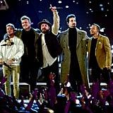 Backstreet Boys iHeartRadio Music Awards Performance Video