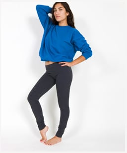 Winter Legging $38, American Apparel