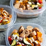 Turkey Sausage and Sweet Potato Lunch Bowls