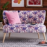 Drew Barrymore Flower Home Watercolor Succulent Loveseat