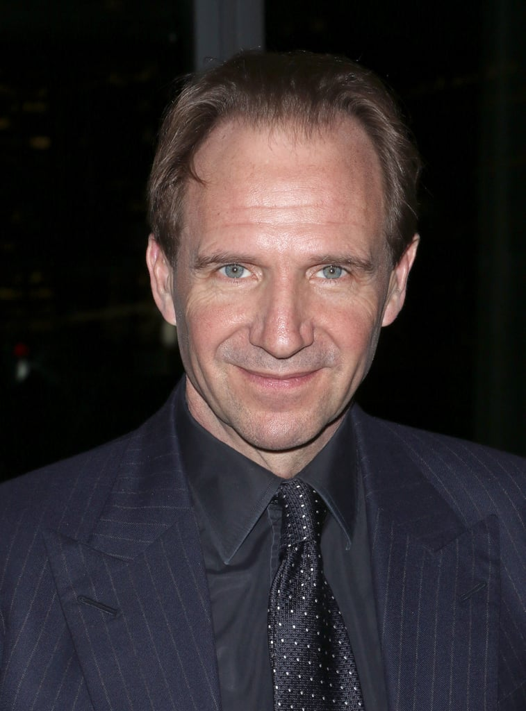 Returning Cast: Ralph Fiennes | Bond 25 No Time to Die ...