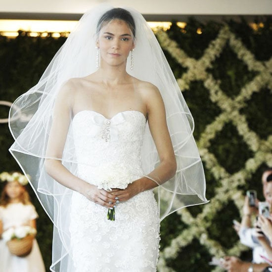 Fab's talking Bridal Fashion Week wedding dresses (and over 100 of them!).