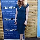 Jessica Chastain at Her AmPav Talk