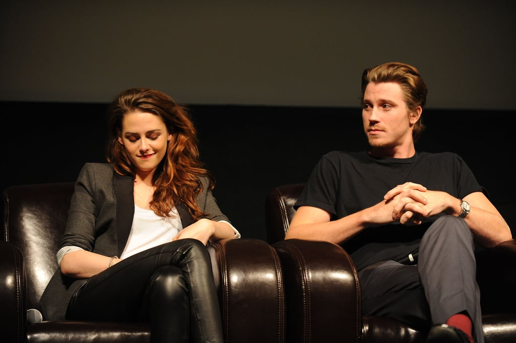 Kristen Stewart and Garrett Hedlund Show Up Near San Fran For a Screening
